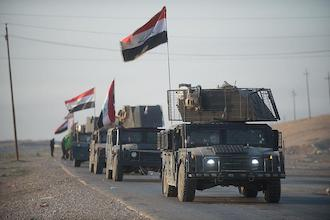 The Mantle ISIS Iraq Mosul Counter Terrorism