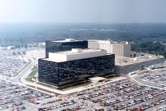 The NSA headquarters image The Mantle