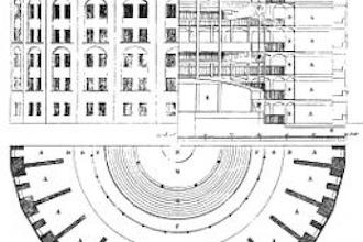 "Jeremy Bentham's ""Panopticon"" - a model for the disciplinary society"