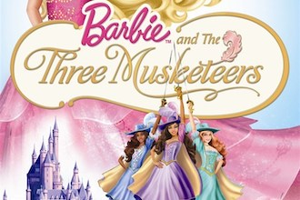 Barbie and the Three Musketeers The Mantle image