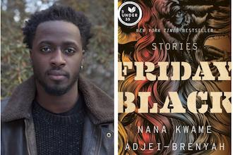 Nana Kwame Adjei-Brenyah Friday Black The Mantle