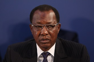 mantle image idriss deby chad