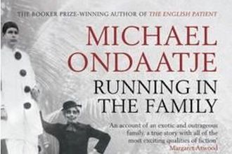 book review of Michael Ondaatje's Running in the Family The Mantle