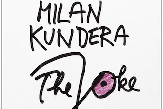 the joke by milan kundera book cover image the mantle
