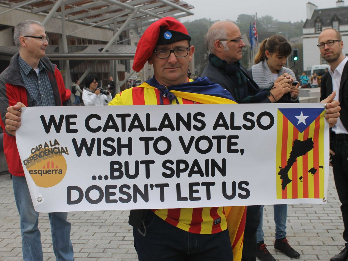 history of catalonian nationalism Given the latest developments in catalonia, it is useful to recall the  the whole  history of humanity shows that nationalism leads to hate and to.