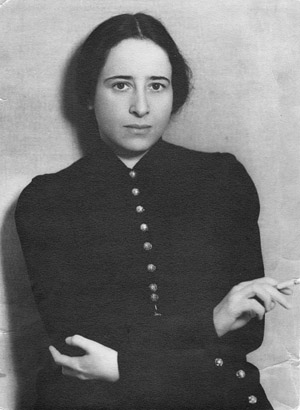 Hannah Arendt | The Mantle