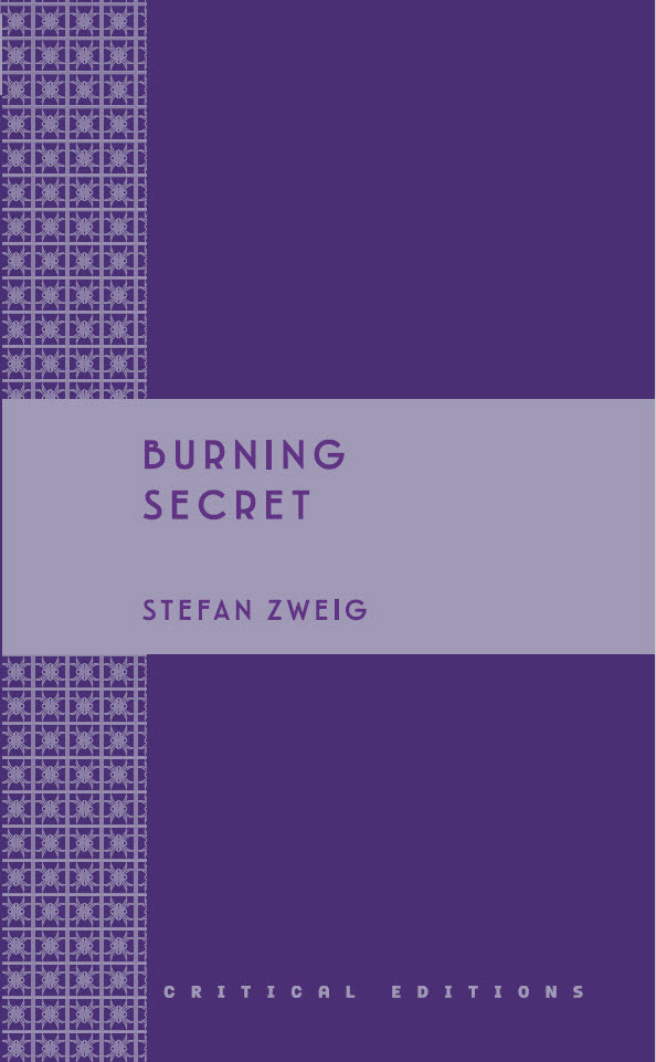 Burning Secret by Stefan Zweig The Mantle