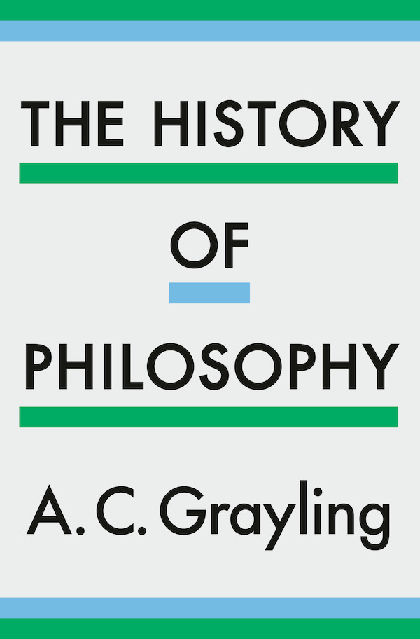 The Mantle Image AC Grayling History Philosophy