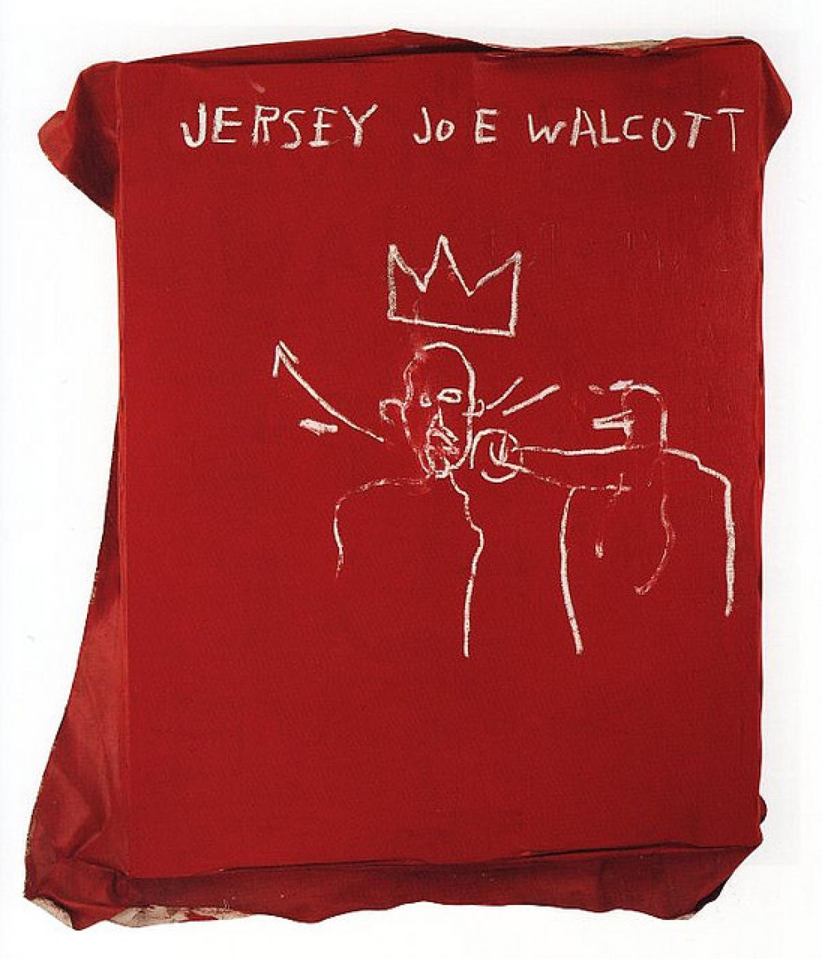 Jersey Joe by Jean-Michel Basquiat The Mantle