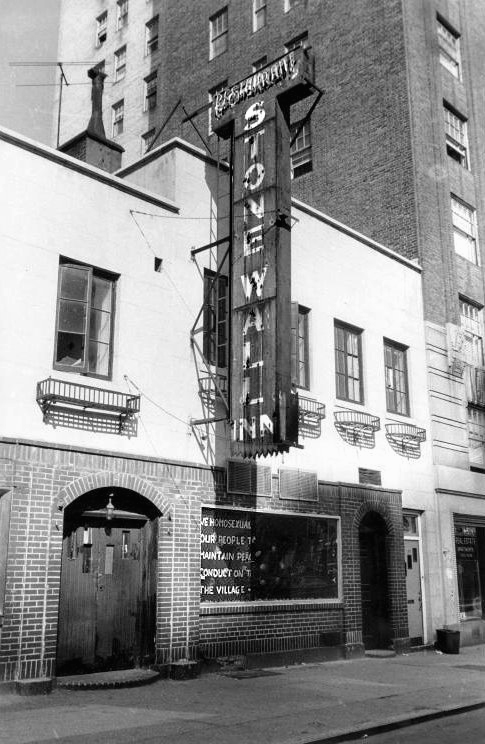 The Stonewall in circa 1969.