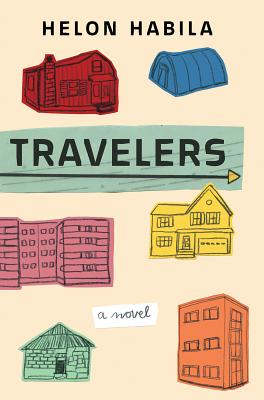 Travelers by Helon Habila cover image The Mantle