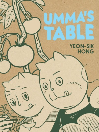 Umma's Table_cover
