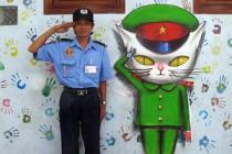 street art in saigon vietnam the mantle image