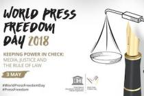 The Mantle Image World Press Freedom Day